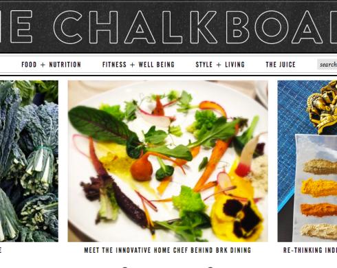 BRK Chalkboard Mag